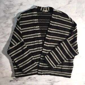 Madewell Open Front Cardigan Sweater